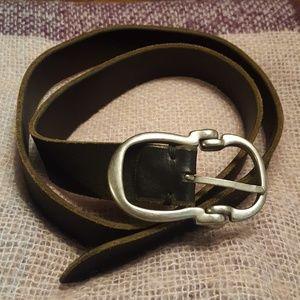 EUC Banana Republic Leather Belt